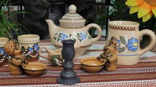 Купить различные глиняные блюда в Черкассах
